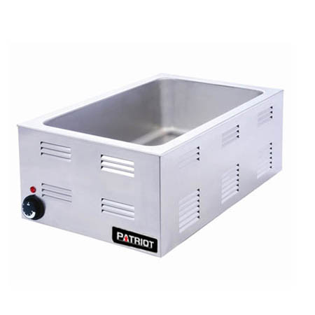 stainless steel countertop food warmer 26u2033w